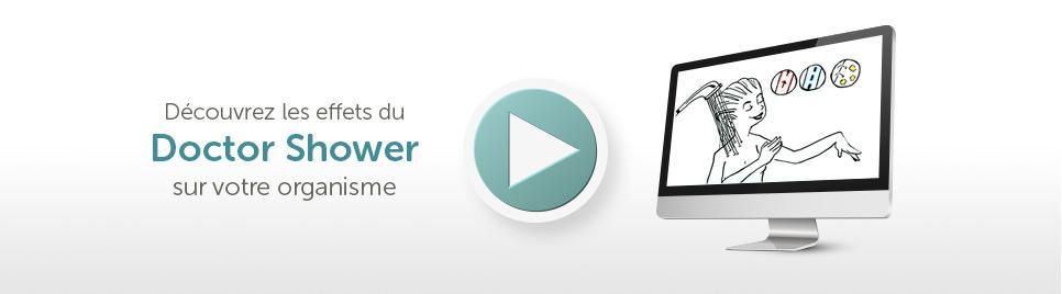 Bannière Doctor Shower Vidéo