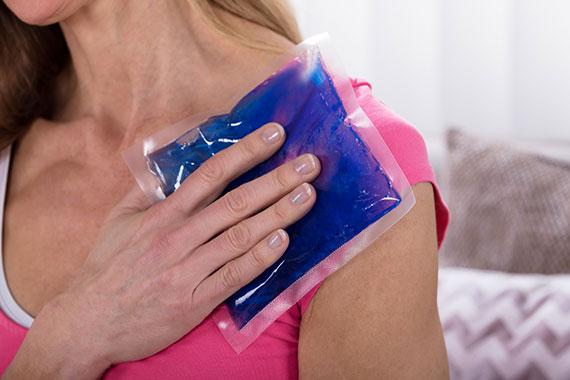 Douleurs à l'épaule - définition