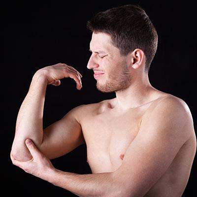Contracture du biceps