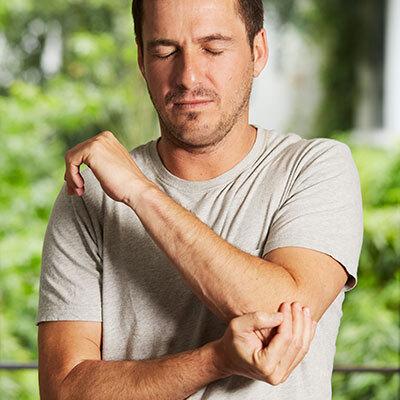 Douleurs dans les bras