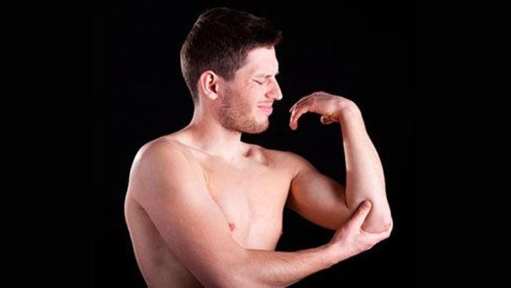 Soulager la contracture du biceps