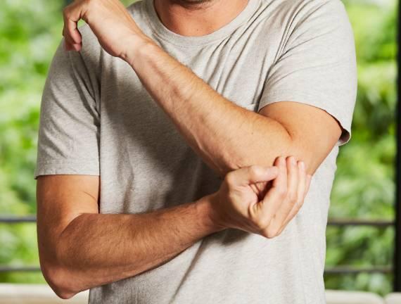 Soulager sciatique du bras